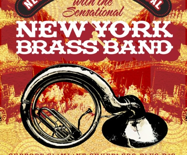 NEW YORK BRASS A4 ARTWORK
