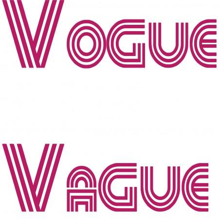 VOGUE VAGUE logo 2