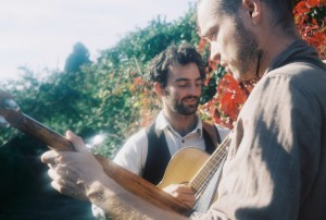 Jimmy Aldridge & Sid Goldsmith