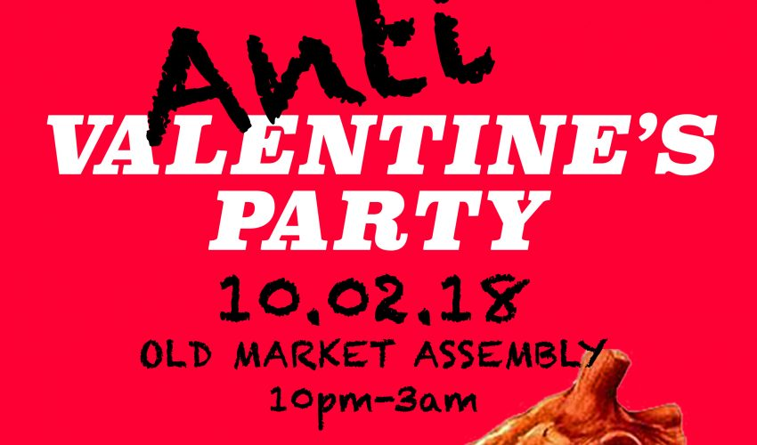 Pop Horror Anti Valentines Party The Old Market Assembly
