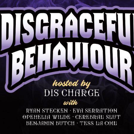 Disgraceful-Behaviour-Banner