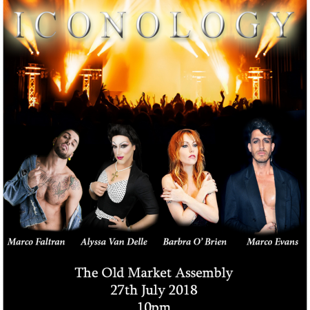 Iconology poster